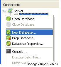 Создание сервера lineage 2 установка и настройка